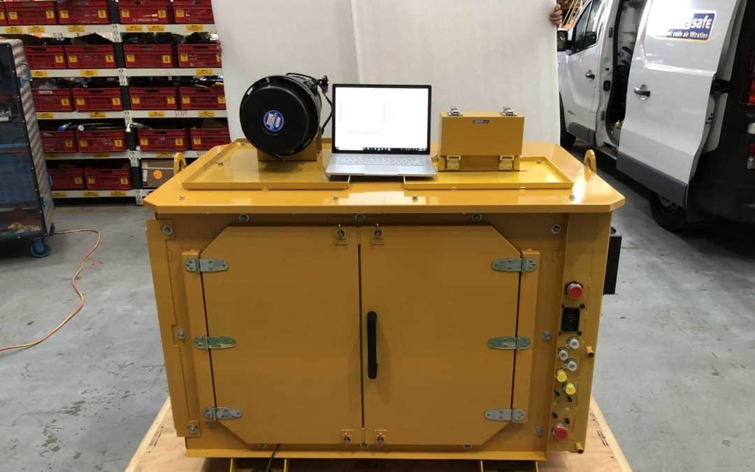 BHP Autonomous Cabinet Field Trial