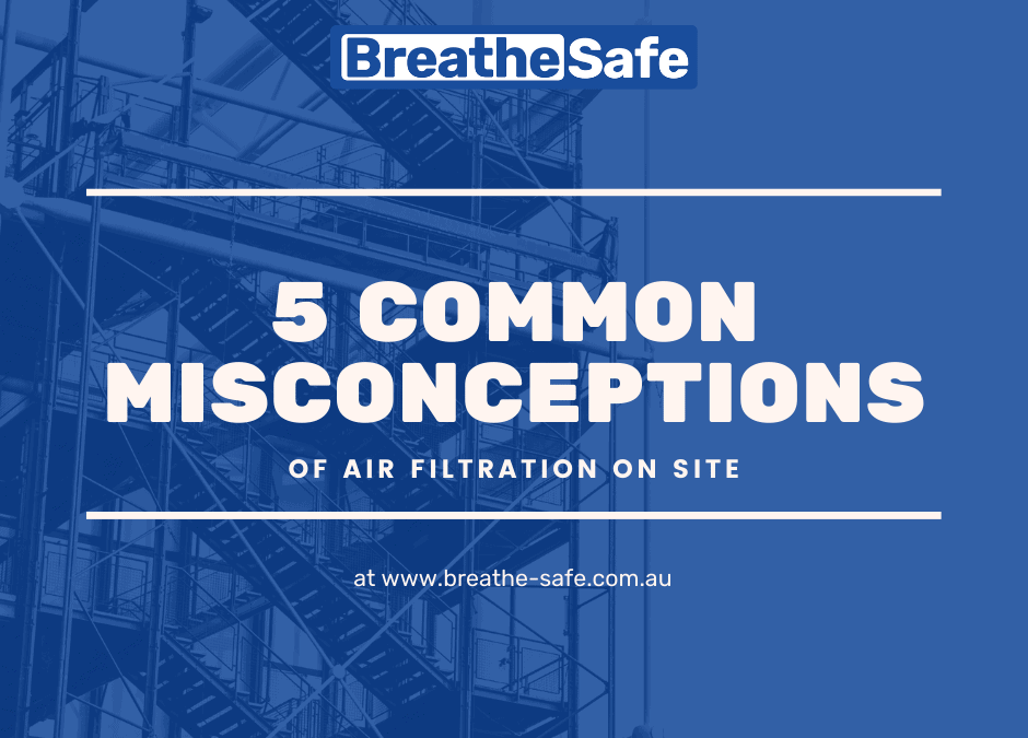 Five Common Misconceptions about Air Filters